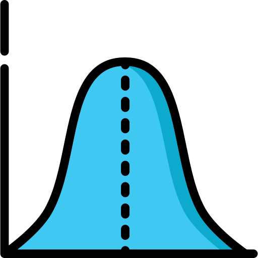 Wave Data Analytics Png Icon
