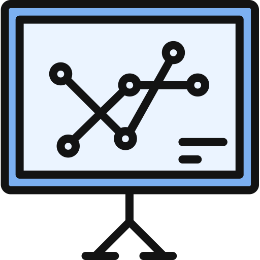Data Trend, Trend, Up Icon With Png And Vector Format For Free