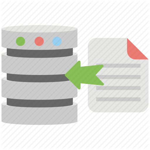 Data Entry, Data Server, Database, Database Transformation, Sql