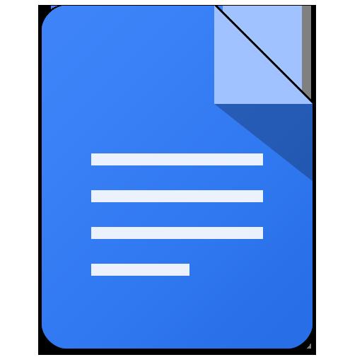 Google Docs Icon Data Entry Company Singapore