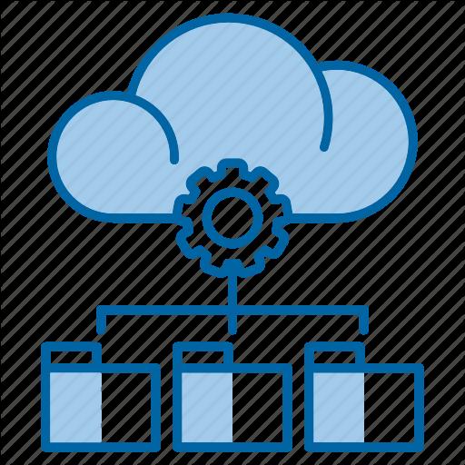 Data, Database, Management, Server Icon