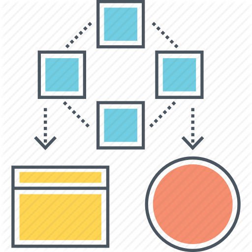 Analysis, Analytics, Data, Modeling Icon
