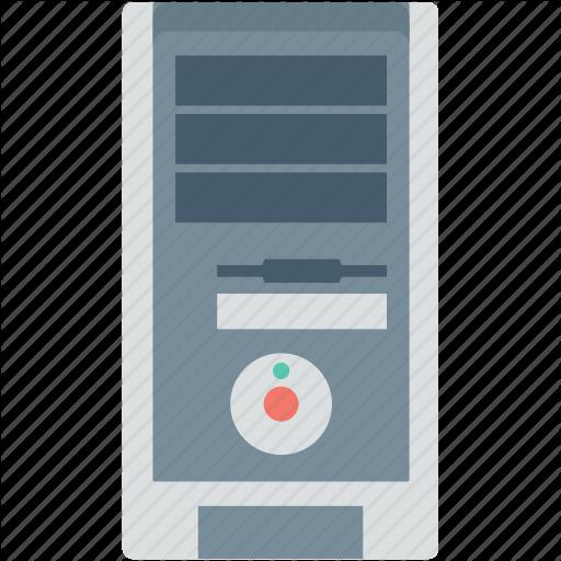 Data, Data Server, Desktop, Network Server, Server Icon