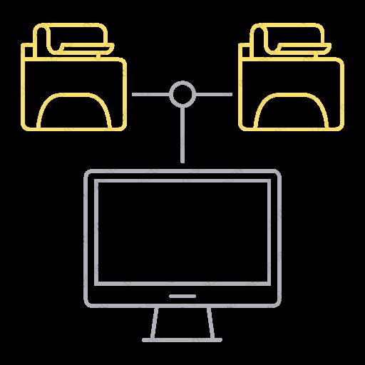 Download Computer,database,server,files,data Icon Inventicons