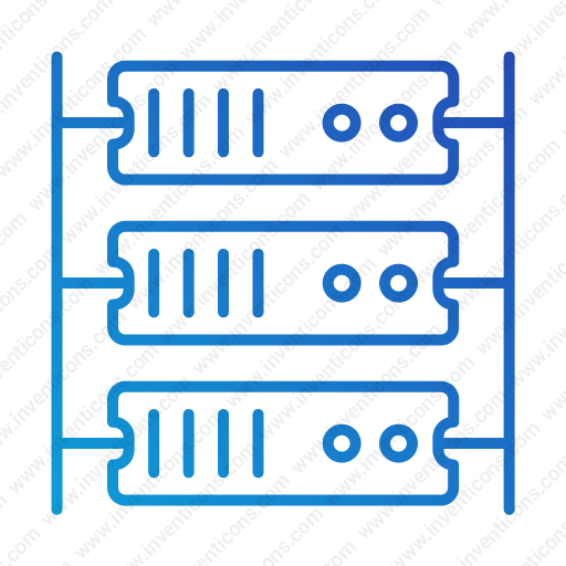 Download Database,data,rack Server,network,rack Icon Inventicons