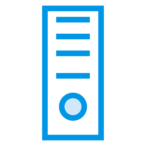 Server, Database, Cloud, Data, Storage, Servers, Computing Icon