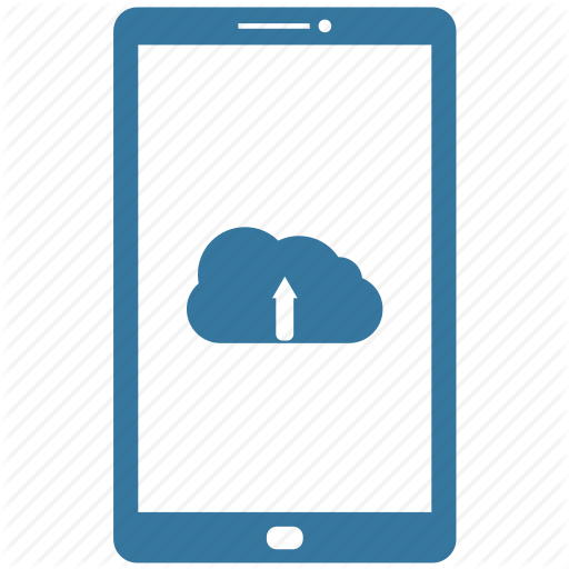 Data, Mobile, Upload, Usage Icon