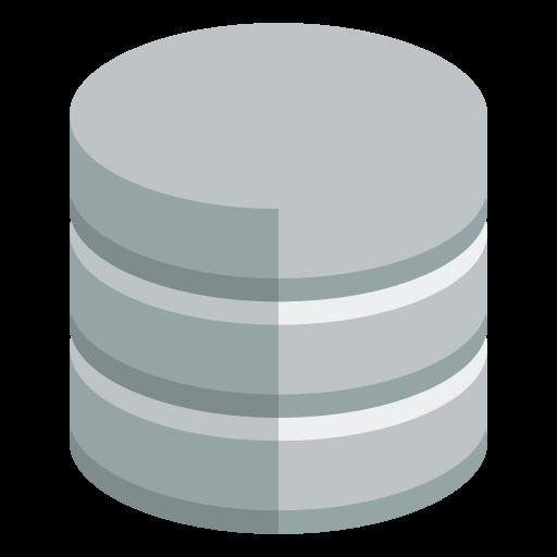 Database Icon Small Flat Iconset Paomedia