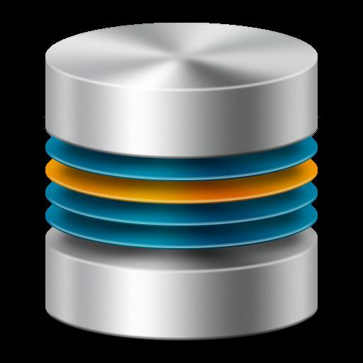 Storage, Database Icon