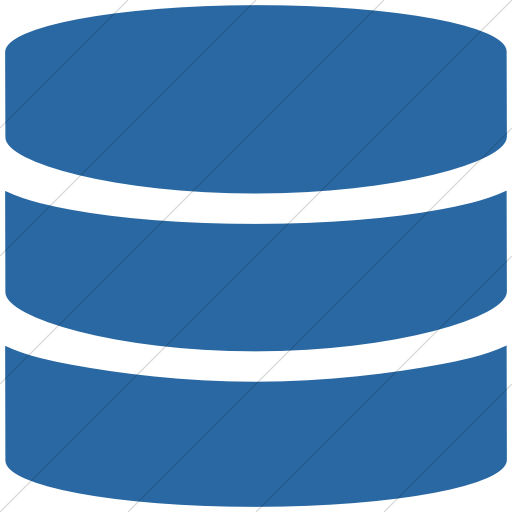 Simple Blue Broccolidry Database Icon