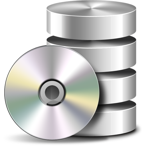 Free Database Backup Icons