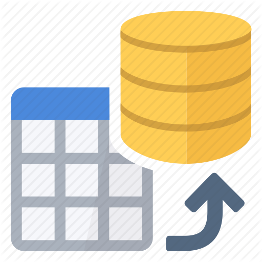 Add, Data, Database, Table Icon