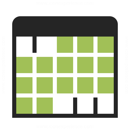Table Selection Range Icon Iconexperience