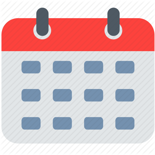 Bank, Birth, Calender, Date, Month, Time, Year Icon