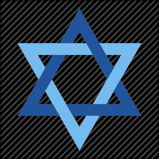 Chanukah, Hanukkah, Israel, Jewish, Religious, Star Of David Icon