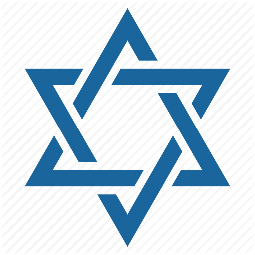 Hexagon, Judaism, Star, Star Of David Icon