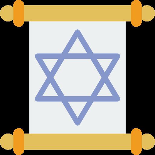 Torah, Star Of David, Judaism, Jewish Icon