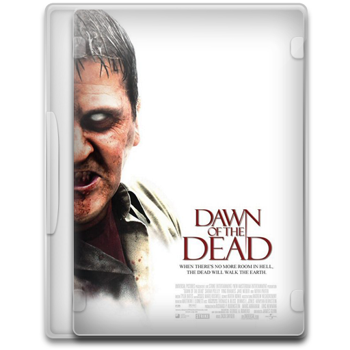Dawn Of The Dead Icon Movie Mega Pack Iconset