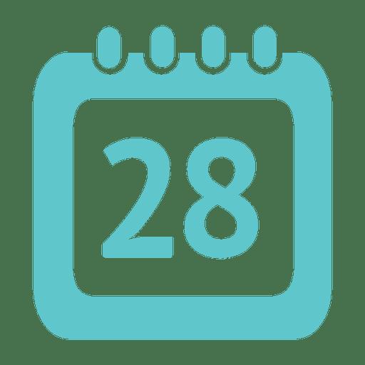 Day Calendar Icon