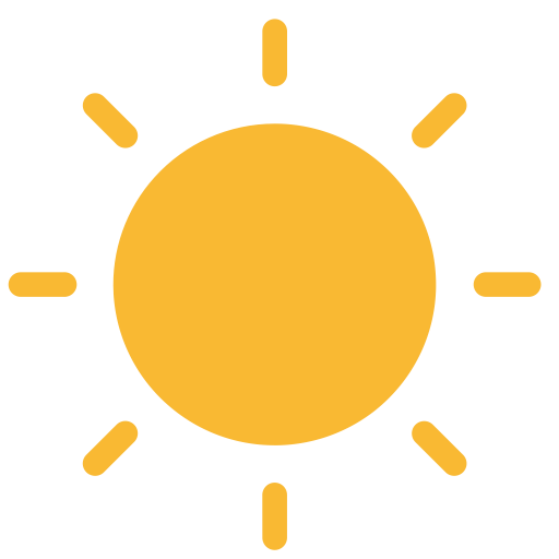 A Sunny Day, Sunny Icon Png And Vector For Free Download