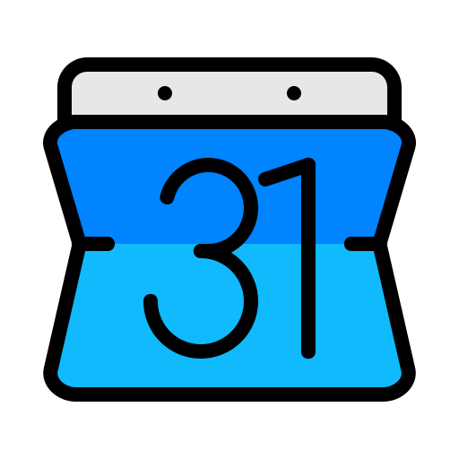 Calender, Schedule, Time, Management, Control, Day Icon Free