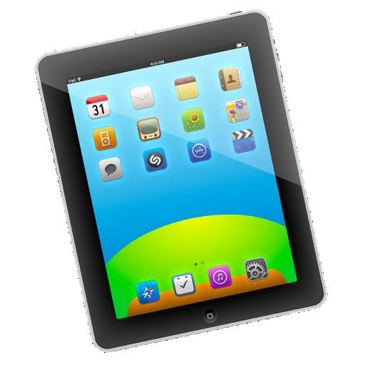 Ipad Day Icon
