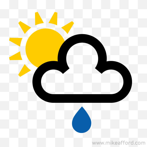 Weather Icon Set Tv Mike Afford Media