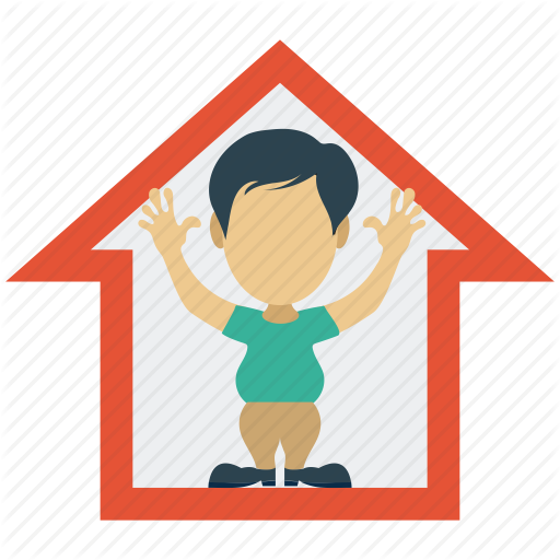 Child, Childcare Home, Daycare, House, Human, Kid, Nursery Icon