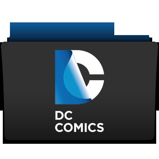 Dc Comics Icon Comic Publisher Folder Iconset Dominicanjoker