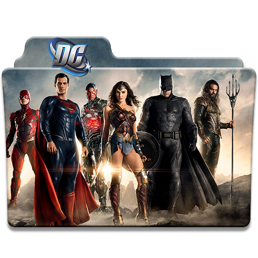 Dc Universe Collection Icons