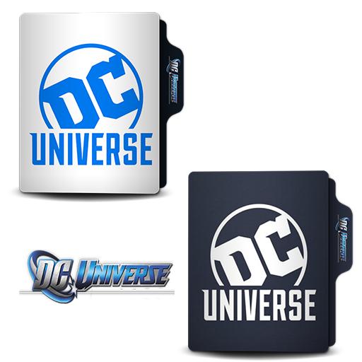 Dc Universe Folder Icon