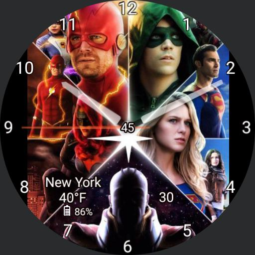 Dc Universe For G Watch R