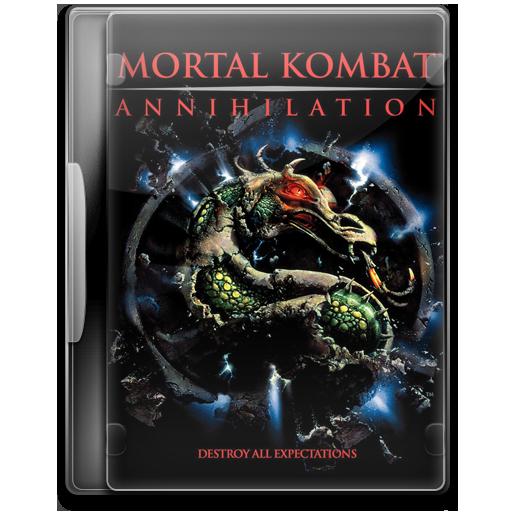 Mortal Kombat Annihilation Icon Movie Mega Pack Iconset