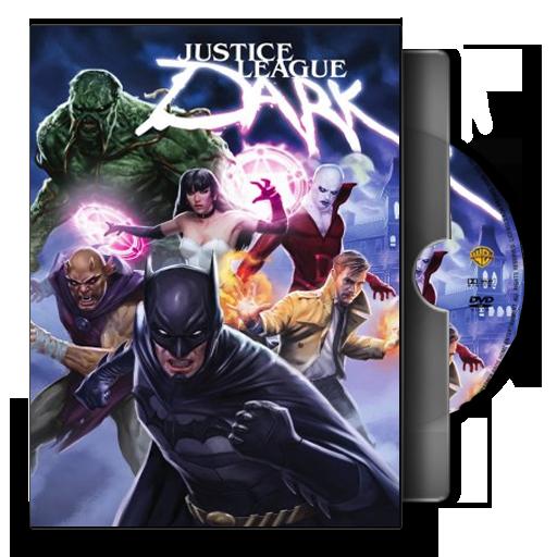Comics Justice League Dark Movie