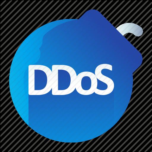 Bomb, Ddos, Protection, Virus, Webpage, Website Icon