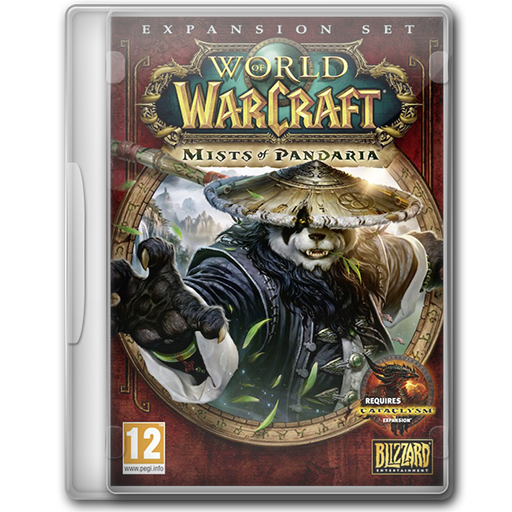 World Of Warcraft Mists Of Pandaria Icon