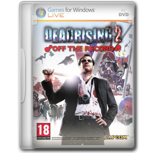 Dead Rising Off The Record Icon Free Download As Png