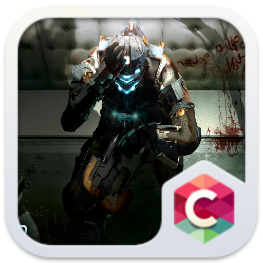 Dead Space Free Android Theme U Launcher