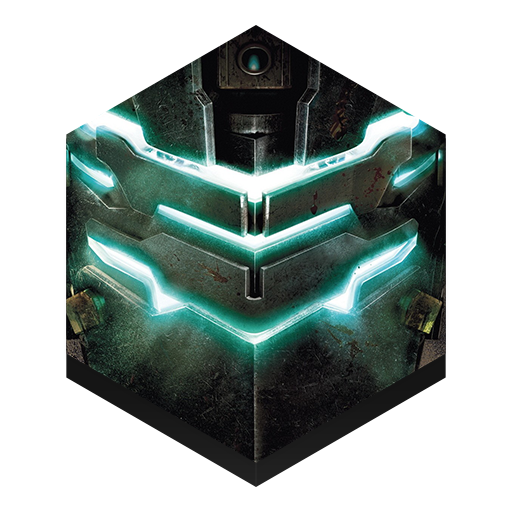 Game Dead Space Icon Hex Iconset