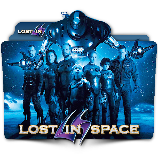 Lost In Space Movie Folder Icon