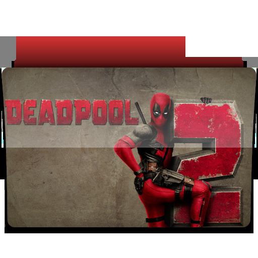Deadpool Folder Icon