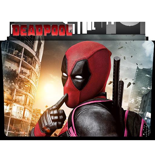 Deadpool Movie Folder Icon