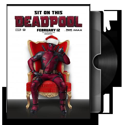 Deadpool Dvd Cover Icon