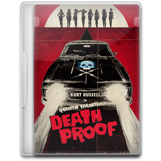 Death Proof Icon Movie Mega Pack Iconset