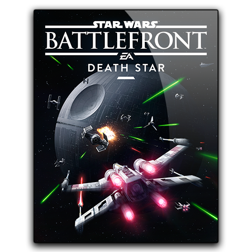 Icon Star Wars Battlefront Death Star