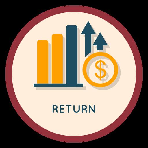 Debt Growth Icon