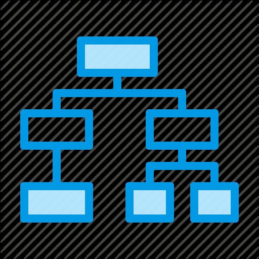 Analysis, Analyze, Chart, Decision, Diagram, Org, Tree Icon