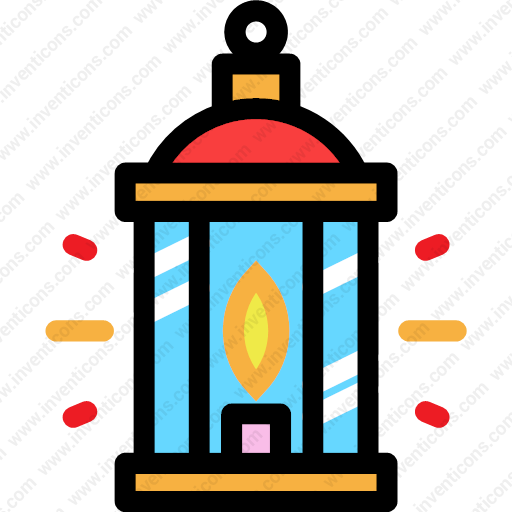 Download Candle,decoration,lighting,lantern Icon Inventicons