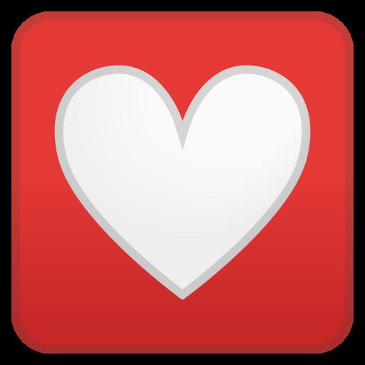 Heart Decoration Icon Noto Emoji People Family Love Iconset