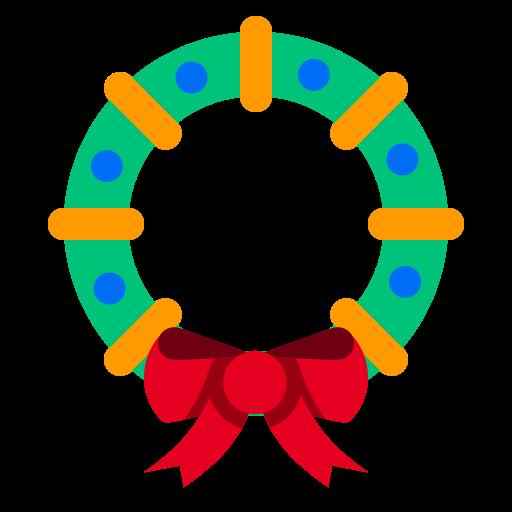 Wreath, Christmas, Xmas, Mistletoe, Leaf, Cherry, Decoration